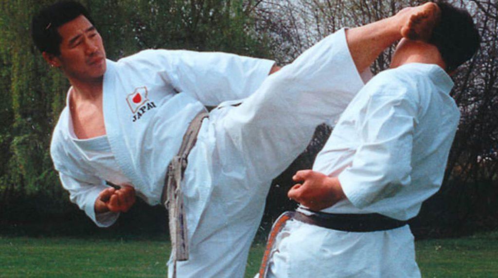Jackie Chan Karate